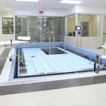 Stainless Steel Therapy Pool with Movable Floor